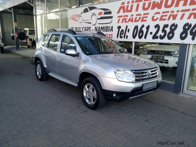 Pre-owned Renault Duster 1.5tdi 4x4 for sale in
