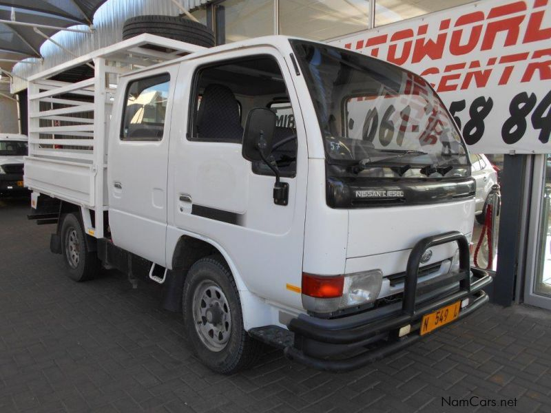 Pre-owned Nissan Cabstar 20 F/c D/c for sale in