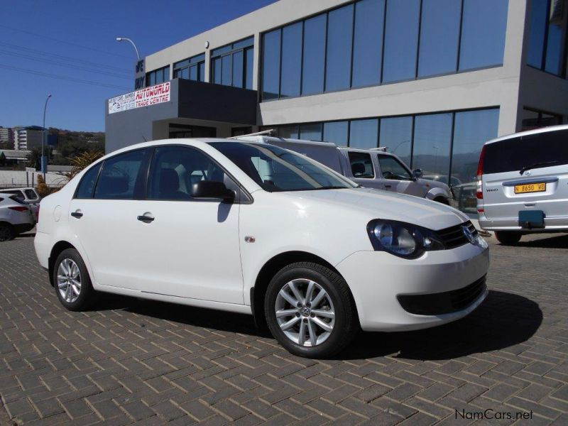 Used Volkswagen Polo Vivo 1.6 for sale
