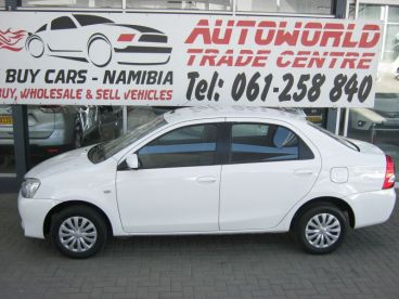 Pre-owned Toyota Etios 1.5 XS Sedan for sale in