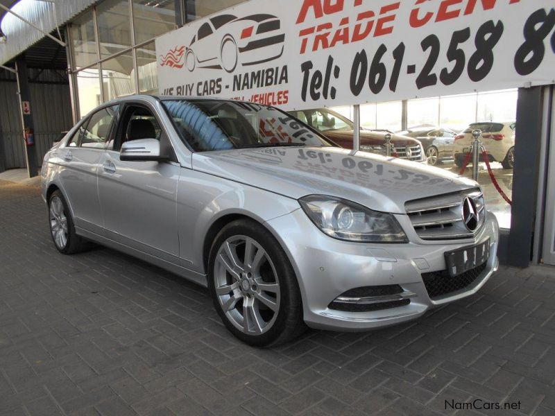 Pre-owned Mercedes-Benz C250 Be Avantgarde A/t for sale in