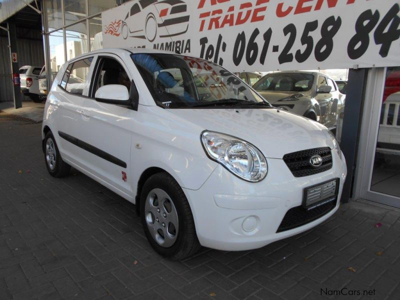 Pre-owned Kia Picanto 1.1 Striker for sale in