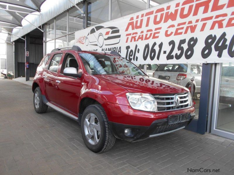 Pre-owned Renault Duster 1.5 Dci Dynamique 4x4 for sale in
