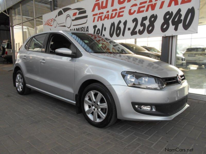 Pre-owned Volkswagen Polo 1.6 Comfortline Tip 5dr for sale in