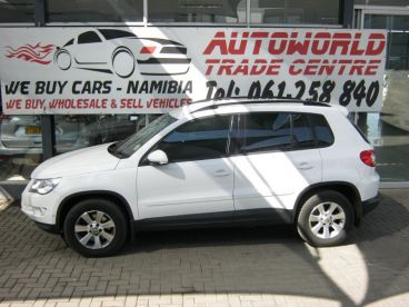 Pre-owned Volkswagen Tiguan1.4 TSI Track and Field 4 Mot for sale in