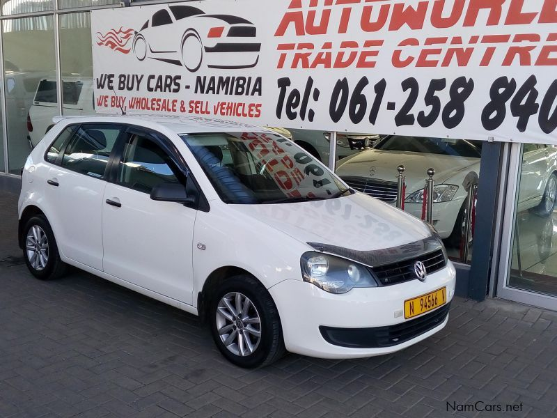 Pre-owned Volkswagen Polo Vivo 1.6i 5Dr for sale in