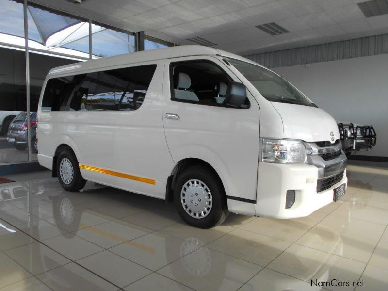 Used Toyota Quantum 2.5 D-4d 10 Seat for sale