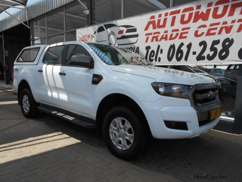 Pre-owned Ford Ranger 2.2tdci Xls 4x4 P/u D/c for sale in