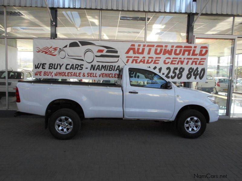Pre-owned Toyota Hilux 2.5 D-4d Srx R/b S/c for sale in Windhoek
