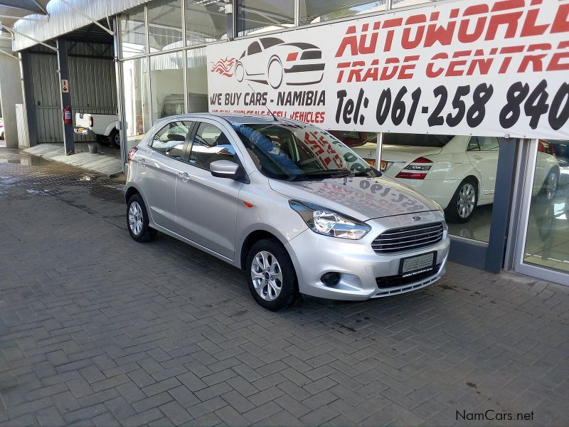 Pre-owned Ford Figo 1.5 Trend for sale in