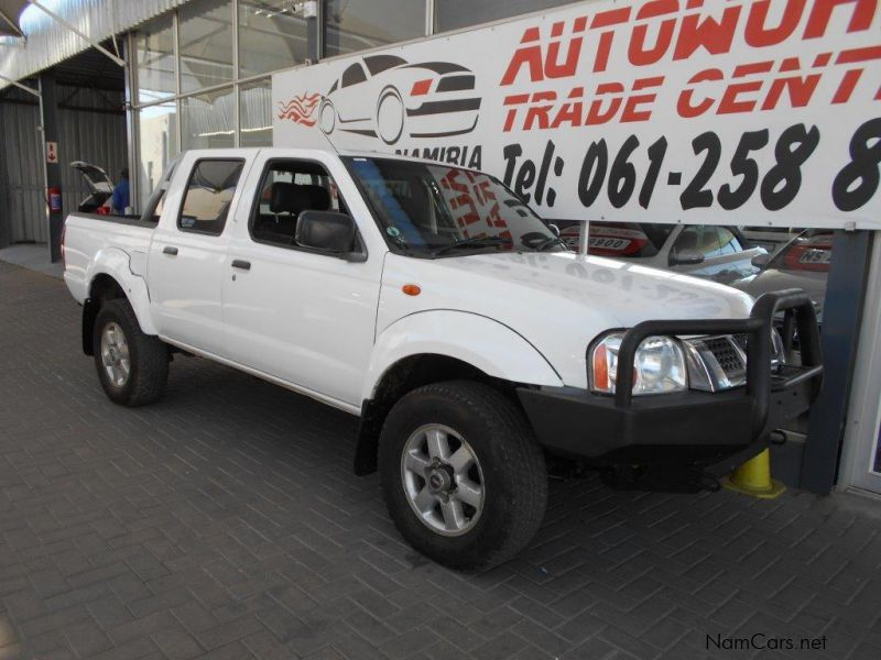 Pre-owned Nissan Hardbody 3000td Sel 4x4 P/u D/c for sale in