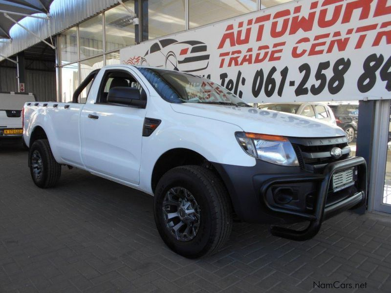Pre-owned Ford Ranger 2.2tdci Xl 4x4 P/u S/ for sale in