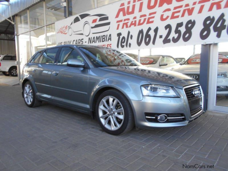Pre-owned Audi A3 Sportback 1.8 Tfsi Ambition for sale in