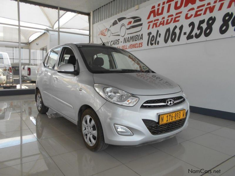 Pre-owned Hyundai i10 1.1 GL Motion for sale in