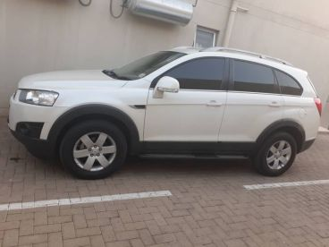 Pre-owned Chevrolet Captiva LT 2.4 for sale in