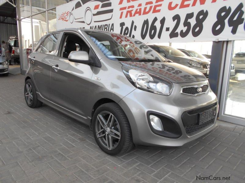 Pre-owned Kia Picanto 1.2 5dr for sale in
