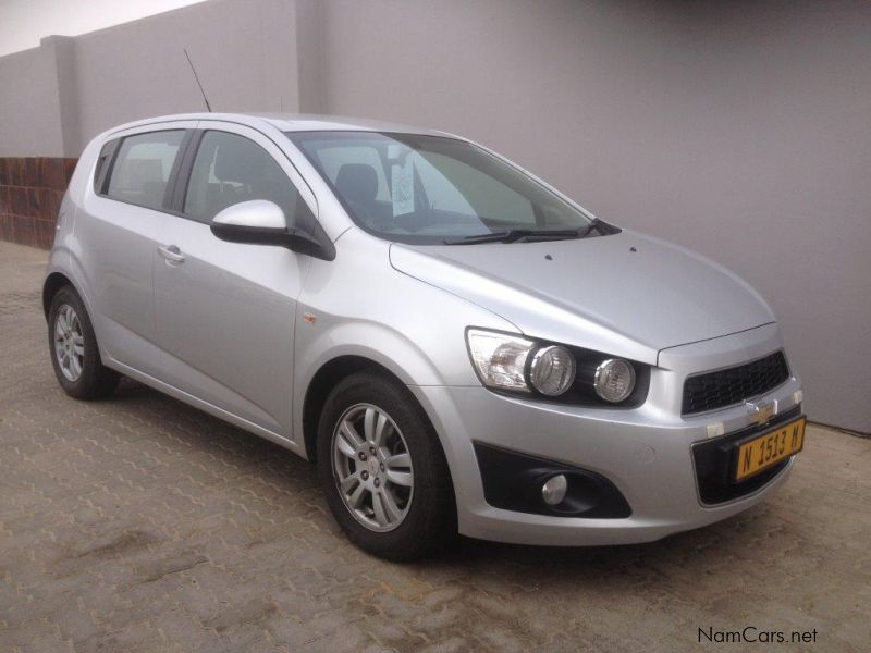 Pre-owned Chevrolet Sonic 1.6 Ls 5dr for sale in