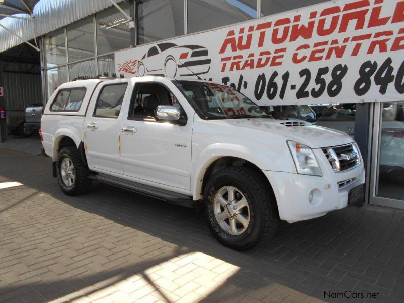 Pre-owned Isuzu Isuzu Kb 300d-teq Lx 4x4 P/u D/c for sale in