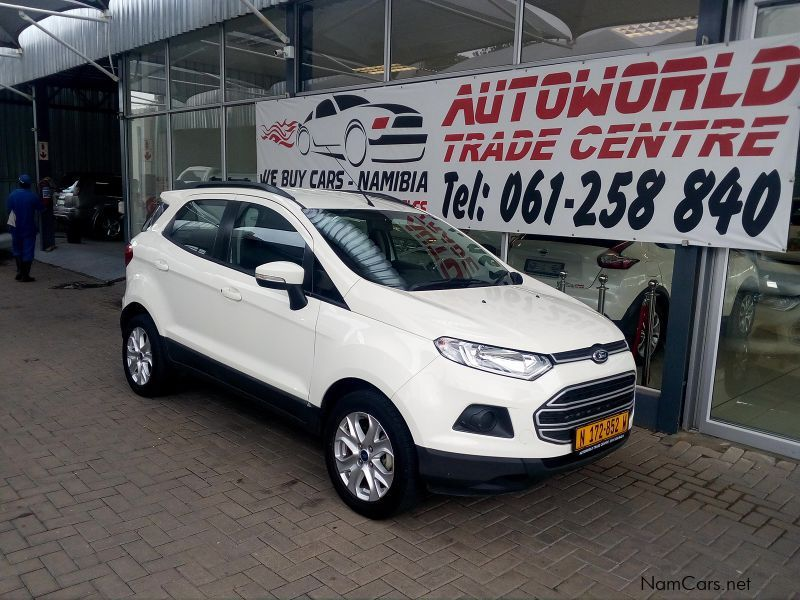 Pre-owned Ford Ecosport 1.5 TDCi for sale in