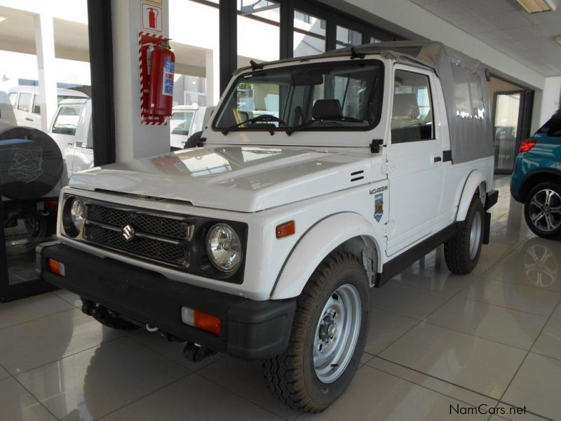 Pre-owned Suzuki Gypsy 1.3 4x4 for sale in
