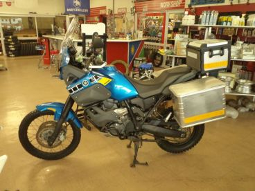 Pre-owned Yamaha tenere 660 for sale in