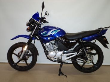 Pre-owned Yamaha Ybr125g for sale in