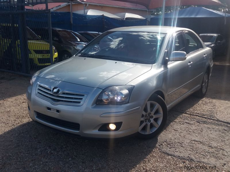 Pre-owned Toyota Avensis for sale in Windhoek