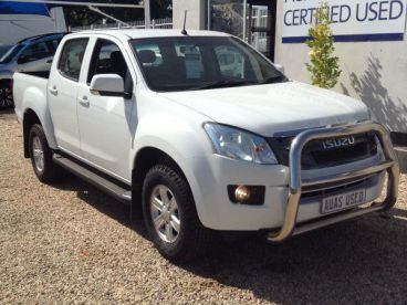 Pre-owned Isuzu KB 240 D/CAB 4x4 LE Petrol for sale in