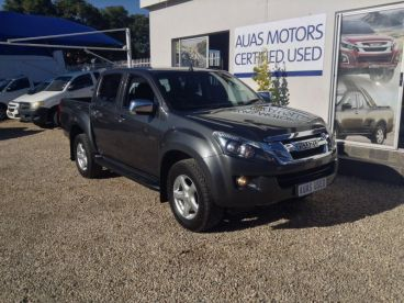Pre-owned Isuzu KB 300 D-TEQ 4x4 D/CAB LX for sale in