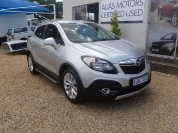 Pre-owned Opel Mokka 1.4 Turbo Cosmo Automatic for sale in