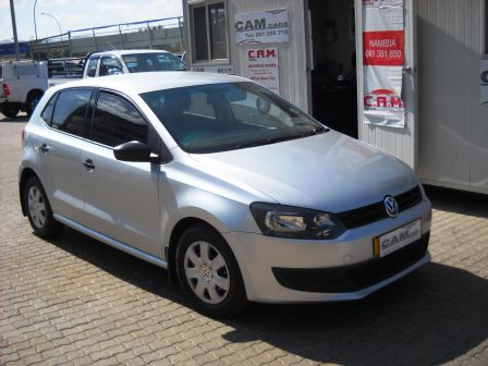 Pre-owned Volkswagen Polo 1.4i Trendline H/B for sale in