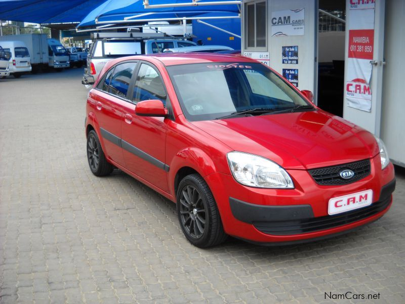 Pre-owned Kia Rio 1.6 for sale in Windhoek
