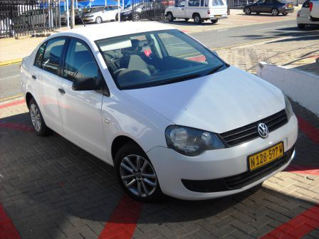 Used Volkswagen Polo Trend1.6i Vivo for sale