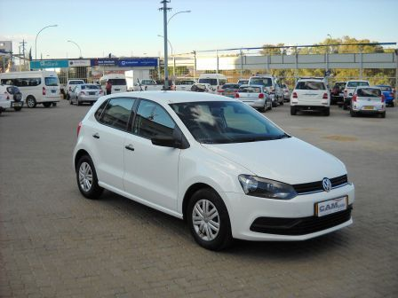 Pre-owned Volkswagen POLO TSI 1.2 TRANDLINE for sale in