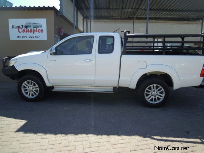 Pre-owned Toyota HILUX 3.0 D4D CLUBCAB 4X4 for sale in