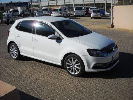 Pre-owned Volkswagen Polo TDI  1.4 Highline for sale in