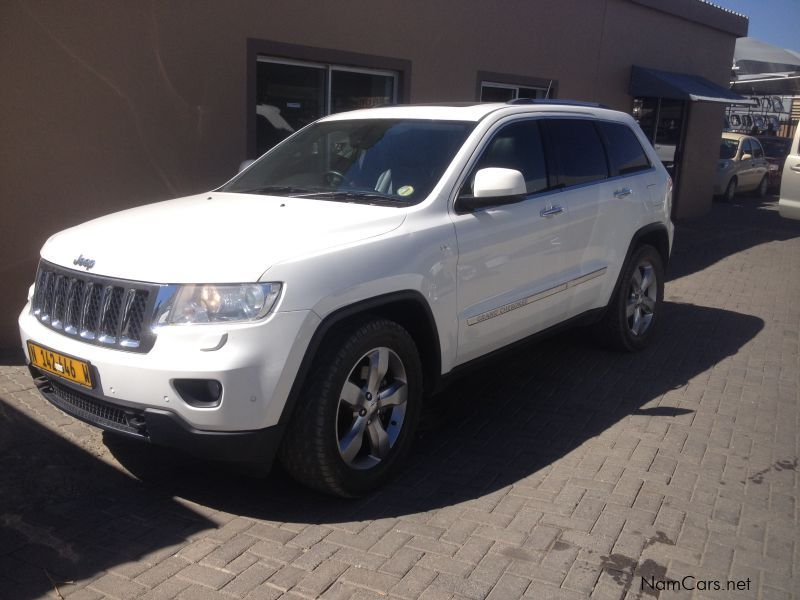 Pre-owned Jeep Grand Cherokee 3.6 for sale in Windhoek