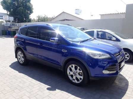 Pre-owned Ford Kuga 2.0L AWD Titanium TDCI A/T for sale in