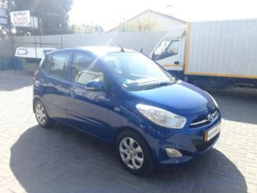Pre-owned Hyundai I10 1.2L H/B for sale in