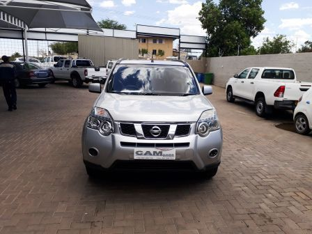 Pre-owned Nissan X Trail 2.0L for sale in