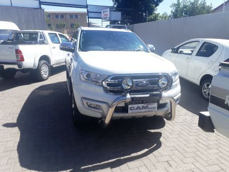 Pre-owned Ford Everest 3.2 4x4 A/T SUV for sale in