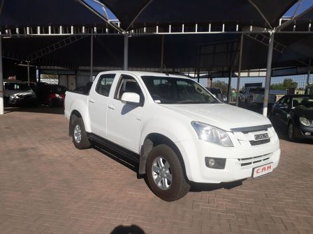 Pre-owned Isuzu KB 250 LE 4x4 for sale in