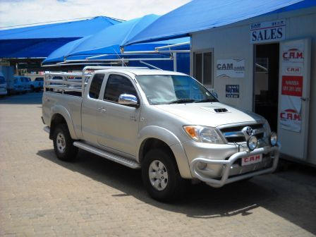 Used Toyota Hilux 3.0L D4D 4x4 Xcabe  Rader for sale