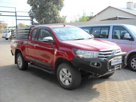 Pre-owned Toyota Hilux 2.8 Rader GD6 E Cab 4x4 RB for sale in