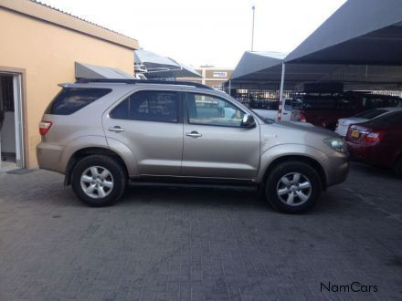Pre-owned Toyota Fortuner 3.0L 4x4 D4D for sale in Windhoek