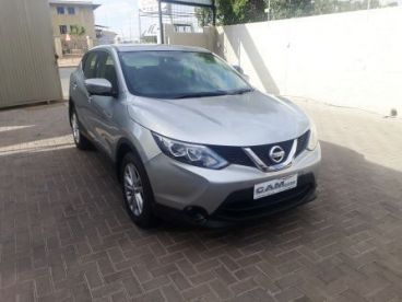 Pre-owned Nissan Qashqai 1.5 DCi Acenta Tech for sale in