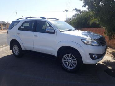 Pre-owned Toyota Fortuner 2.5 4x2 Man Diesel for sale in