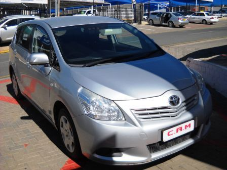 Pre-owned Toyota Verso 1.6 S (Import) for sale in Windhoek