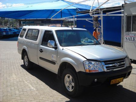 Pre-owned CAM Rhino 2.2 S/C 4x2 for sale in Windhoek