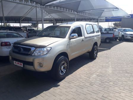 Pre-owned Toyota Hilux 2.5 D4D 4x2 S/C for sale in